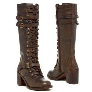 Nordstrom | Zigi Girl Vindicate Tall Leather Boot